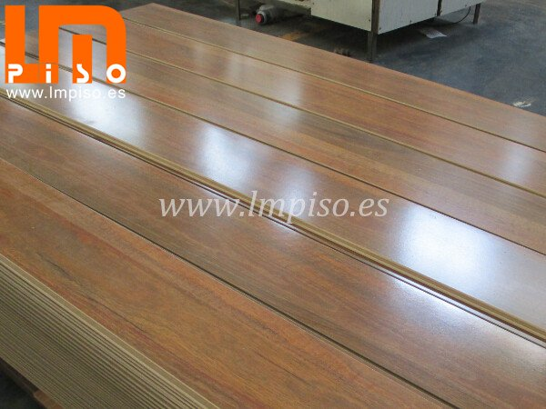 Artístico suelos laminados brillante 2400x190mm largo tabló