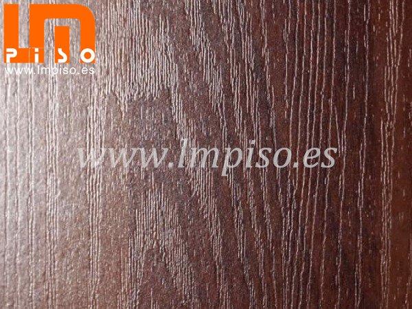 Suelo laminado de madera real wood grain 1215x196mm arc for Suelo laminado de madera
