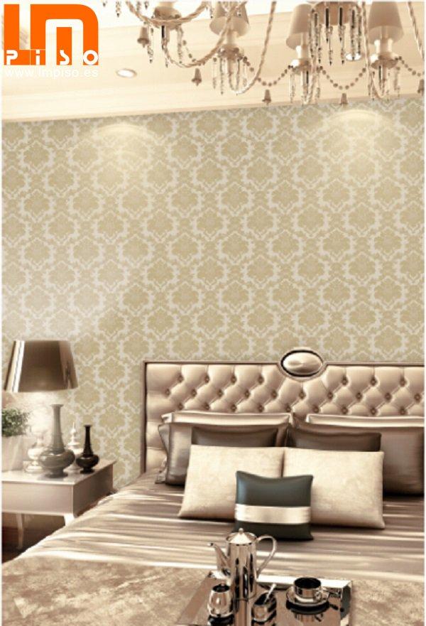2014 nuevo diseno papel tapiz interior de pvc vinilico for Papel tapiz estilo mural